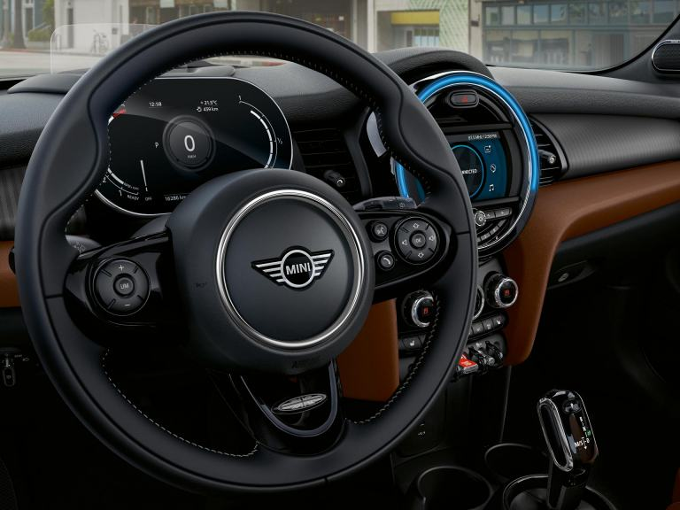MINI CONVERTIBLE - STEERING WHEEL