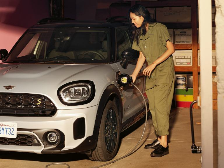MINI Cooper SE Countryman ALL4 – home charging – battery