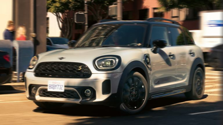 MINI PHEV – ALL4 Exterior Optic – package